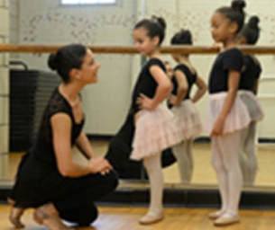Dance Auditions - New Orleans Ballet Association