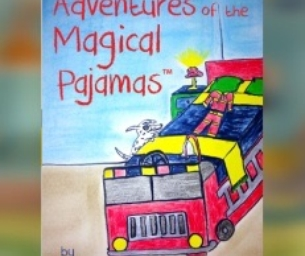 The Adventures of the Magical Pajamas Giveaway