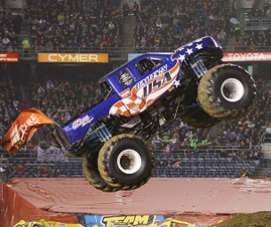 Monster Jam Heading at the Royal Farms Arena!