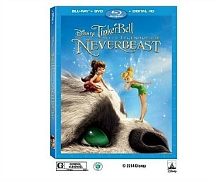 Get Disney's Newest Tinker Bell Movie on DVD on March 3rd!