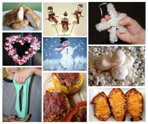 From Our Archives ~ Winter Crafts, Recipes, Tips & More