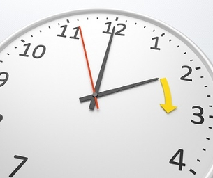 Three Tips to Help Your Child Spring Forward with Ease