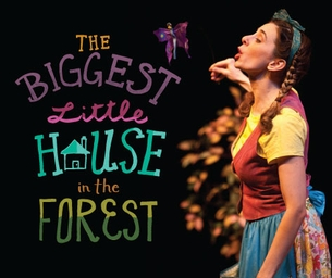 CTC's The Biggest Little House in the Forest-A Publisher Mom's Review