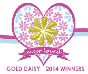 2014 Gold Daisy Winners List
