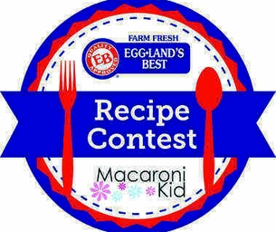 """""""Your Best Kid-Friendly Recipe"""" Contest"""