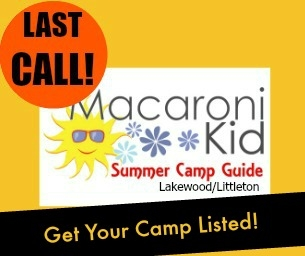 Summer Camp Guide Under Construction!  FINAL CALL!
