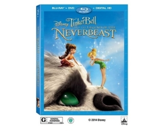Tinker Bell and the Legend of the NeverBeast Premiere Party!
