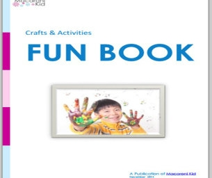 FREE Macaroni Kid Family Fun and Crafts E-Book