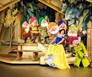 GIVEAWAY:Disney Live! Three Classic Fairytales!