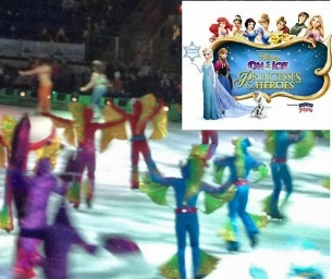 Disney On Ice Presents Princesses & Heroes, Presented by Stonyfield