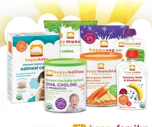 Review: Happy Family Organic Superfoods