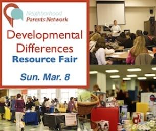 NPN Developmental Differences Resource Fair