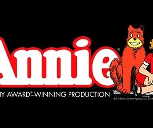 Annie - The Musical at The Straz Center ~Winner Announced
