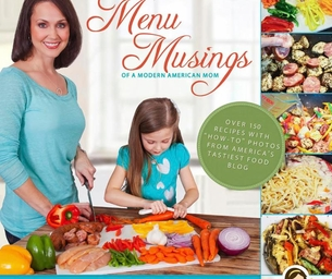Meet Julie May Author of Menu Musings of a Modern American Mom