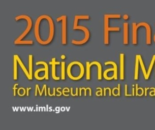 2015 Finalist - National Medal for Musuem and Library Science