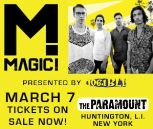 Giveaway:  Enter to Win 2 Tickets to See Magic! at the Paramount