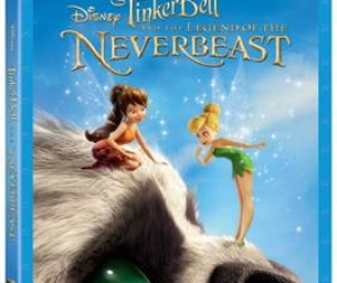 Giveaway: Tinkerbell and the Legend Of the Neverbeast