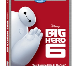 Giveaway: BigHero6