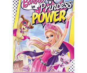 Giveaway: Barbie In Princess Power