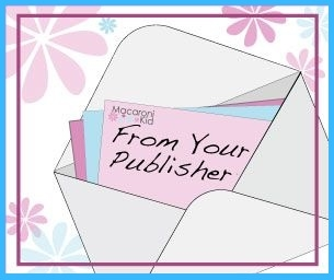 A Note from the Publisher