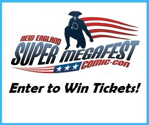Super Megafest Comic Con Arrives in April! Enter to Win Tickets!