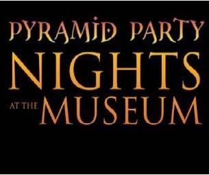 Pyramid Party Nights at the South Florida Science Center and Aquarium