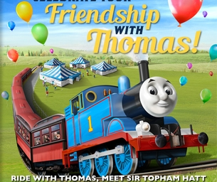 Special Thomas the Train Rates for Locals