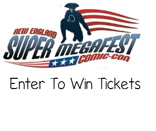 Super MegaFest By Comic Con!  Enter To Win Tickets!