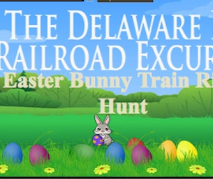 Giveaway: Easter Bunny Train Ride