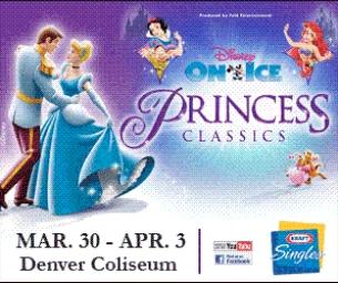 Disney on Ice presents Princess Classics