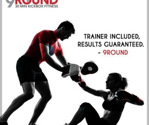 Win A One Month Membership to 9Round