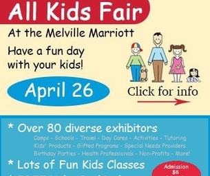 All Kids Fair ~ From Mommy and Me to the SAT