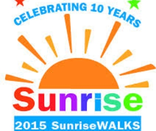Please Walk With us on June 14, 2015 to help support Sunrise Day Camps