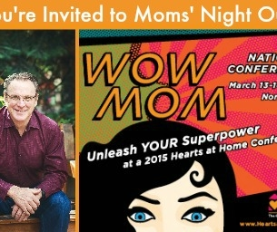 Need a Laugh? You're Invited to Moms' Night Out!