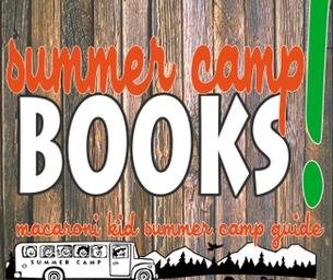 SUMMER CAMP BOOKS