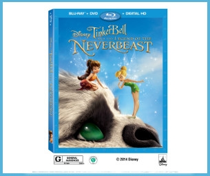 """MacKid Review: """"Tinker Bell and the Legend of the NeverBeast"""""""