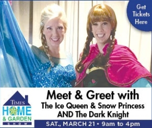 WIN TICKETS to the Home and Garden Show!!