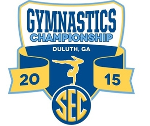 GIVEAWAY: SEC Gymnastics Championship at The Arena at Gwinnett Center