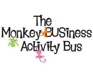 The Monkey BUSiness Activity Bus