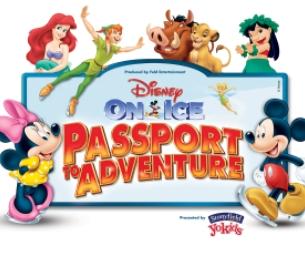{{TICKET GIVEAWAY}} Disney on Ice presents Passport to Adventure