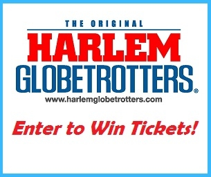 Win Four Tickets to the Harlem Globetrotters in Worcester!