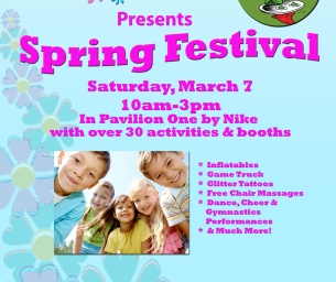 Spring Fest at the Outlets at Anthem - March 7th 10am - 3pm