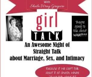 Girl Talk with Sheila Wray Gregoire