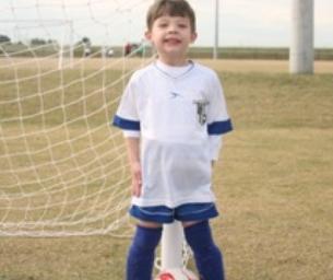 Happy Birthday Wyatt Cooper!