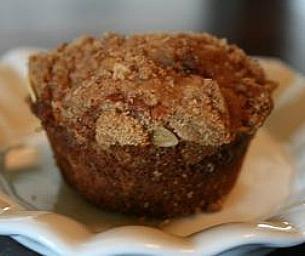 Banana Crumb Cake Muffins