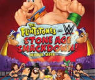 Giveaway: The Flintstones and WWE Stone Age Smackdown