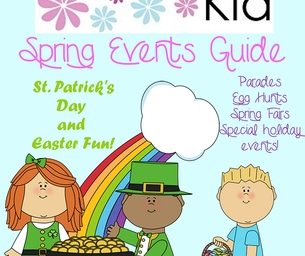 Spring Special Events Guide!