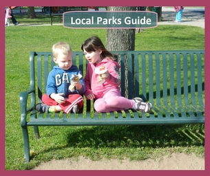 Area Parks, Bike Trails, and hiking paths!