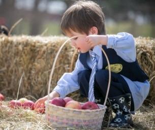 SPRING Apple Hunt at Lyman Orchard's on Saturday, April 18th