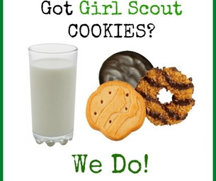 Troop 81 is Selling Girl Scout Cookies Saturday, March 21st